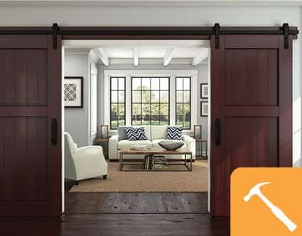 barn-doors-installation-park-city-handyman