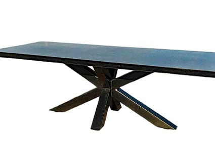 luxury-industrial-metal-dining-table-park-city