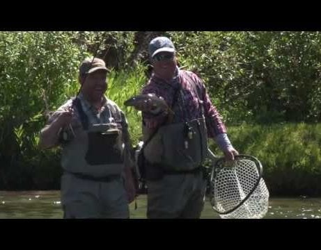 Fly Fishing near Park City, Utah with Rocky Mountain Outfitters