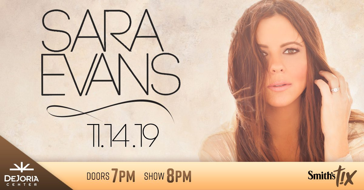 DeJoria-Center-Sara-Evans-concert-park-city-new