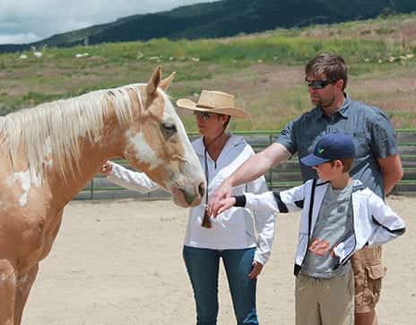 High-Star-Ranch-Park-City-Activities-kids-horseback-riding