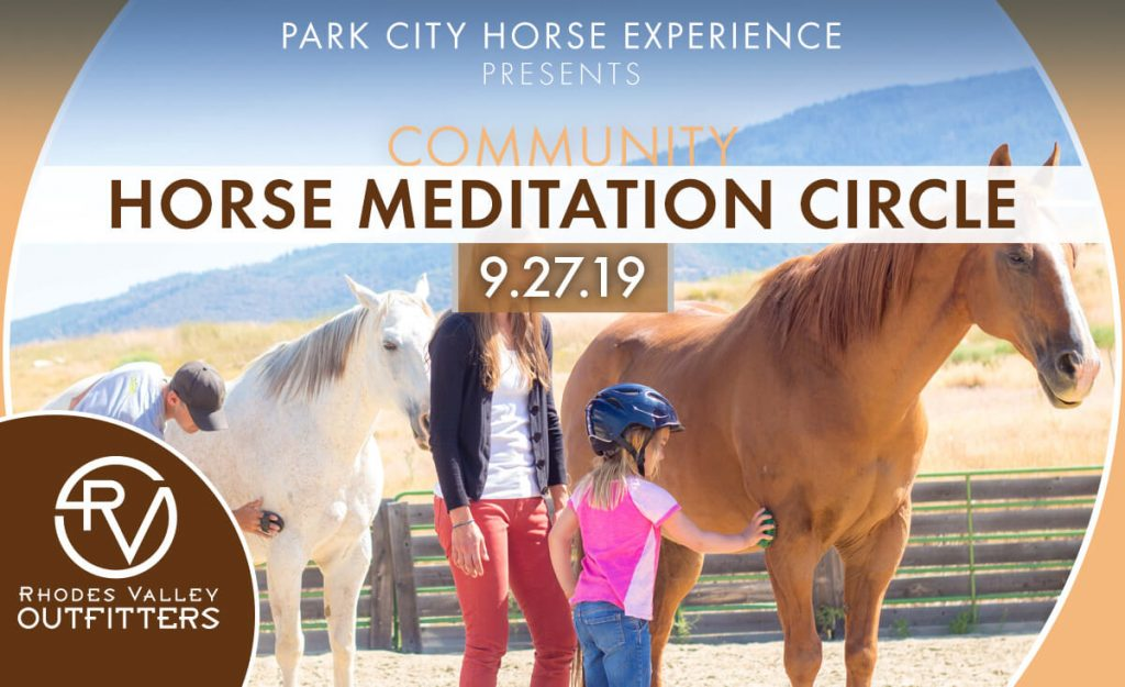 horse-meditation-evening-rhodes-valley-outfitters-park-city-activities