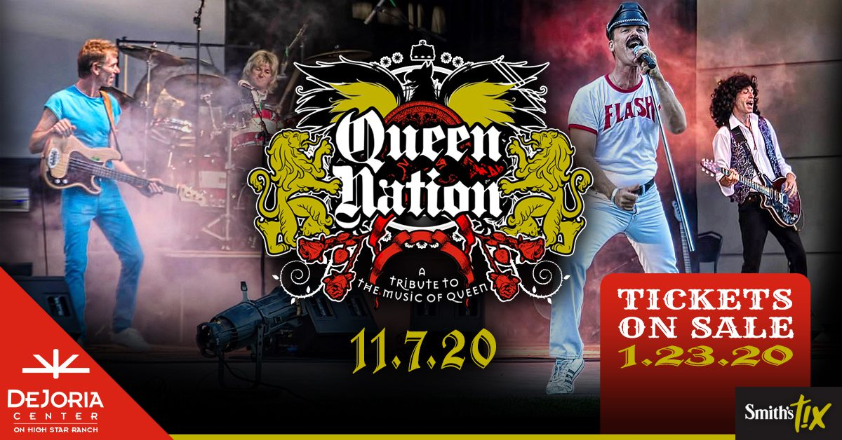 dejoria-center-Queen-Nation-concert