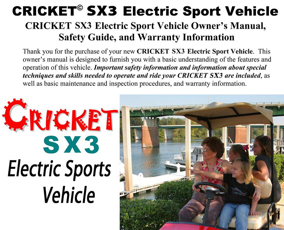 cricket-sx3-owners-manual