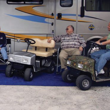 SX3 Cricket Golf Cart Owner